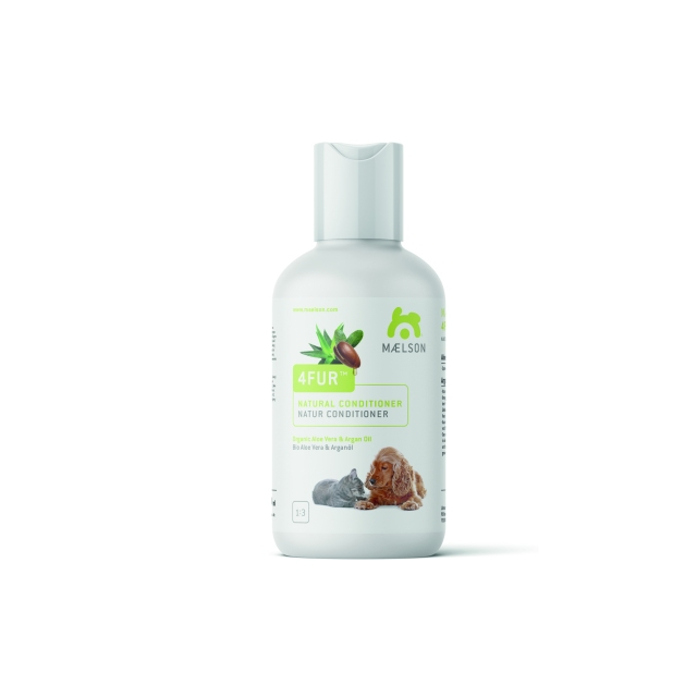 4FUR Balzam z organsko aloe vero in arganom 250ml